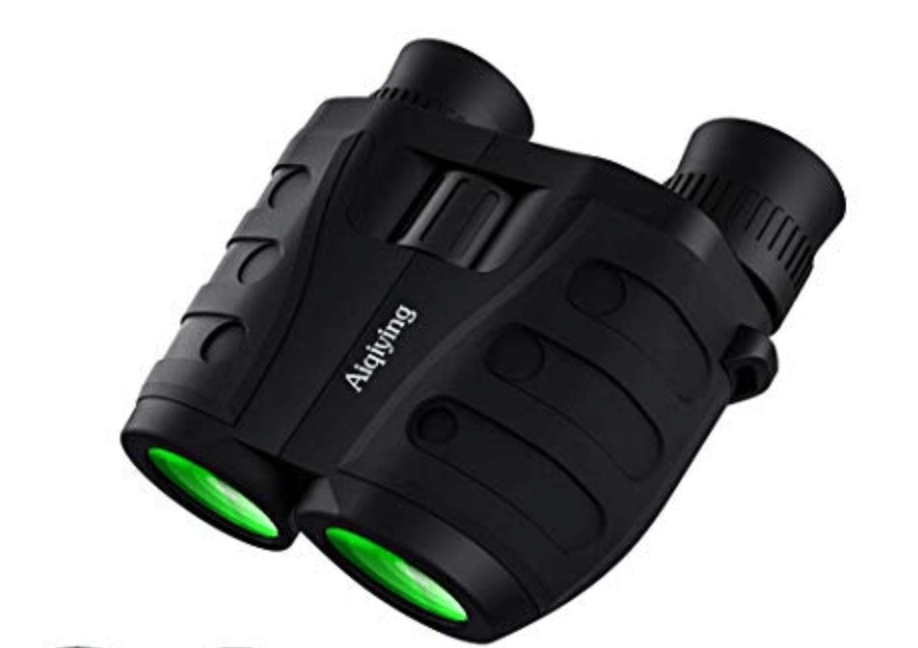 12x25 Compact Pocket Folding Binoculars
