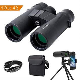 Artilection 10x42 wide angle Binoculars