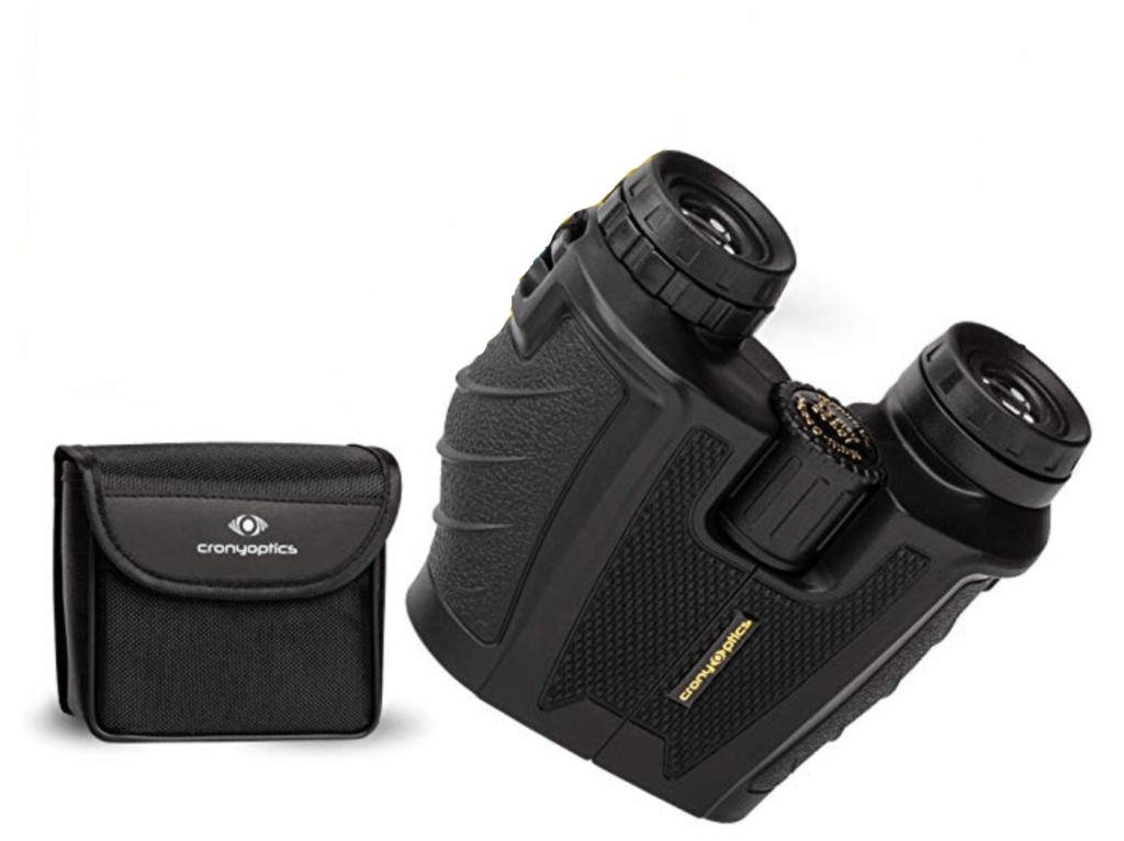 Binoculars for Adults Compact and High Powered – 10x25
