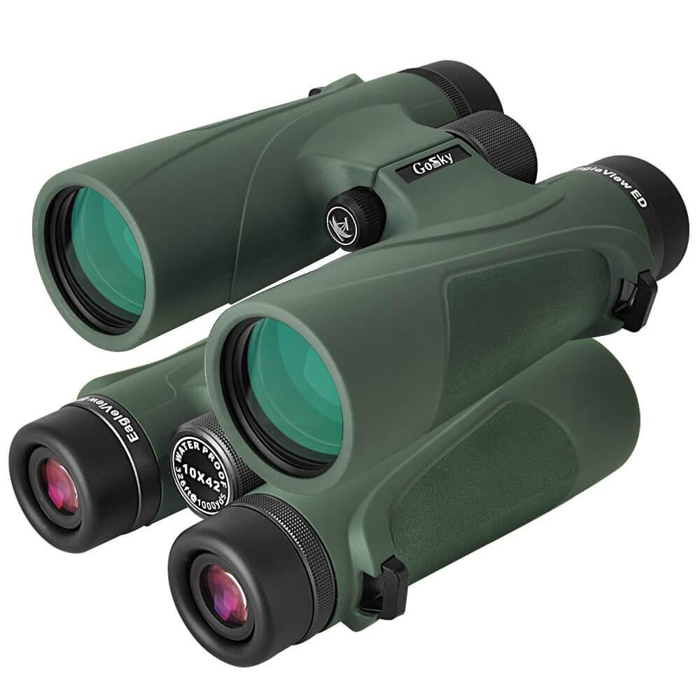 Gosky EagleView 10x42 Binoculars