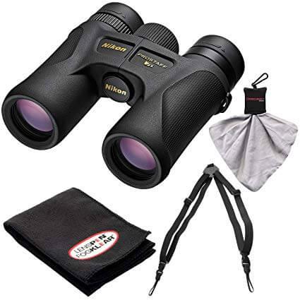 Nikon Prostaff 7s Binocular 10x42 Roof Prism Armored