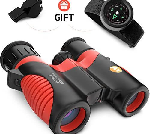 Real Binoculars for Kids high Resolution 8x21