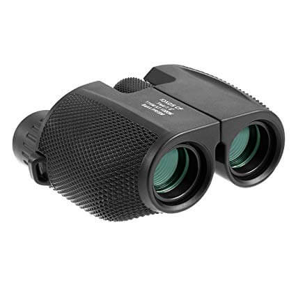 Twinkle Star 10 x 25 Compact High Powered Binoculars