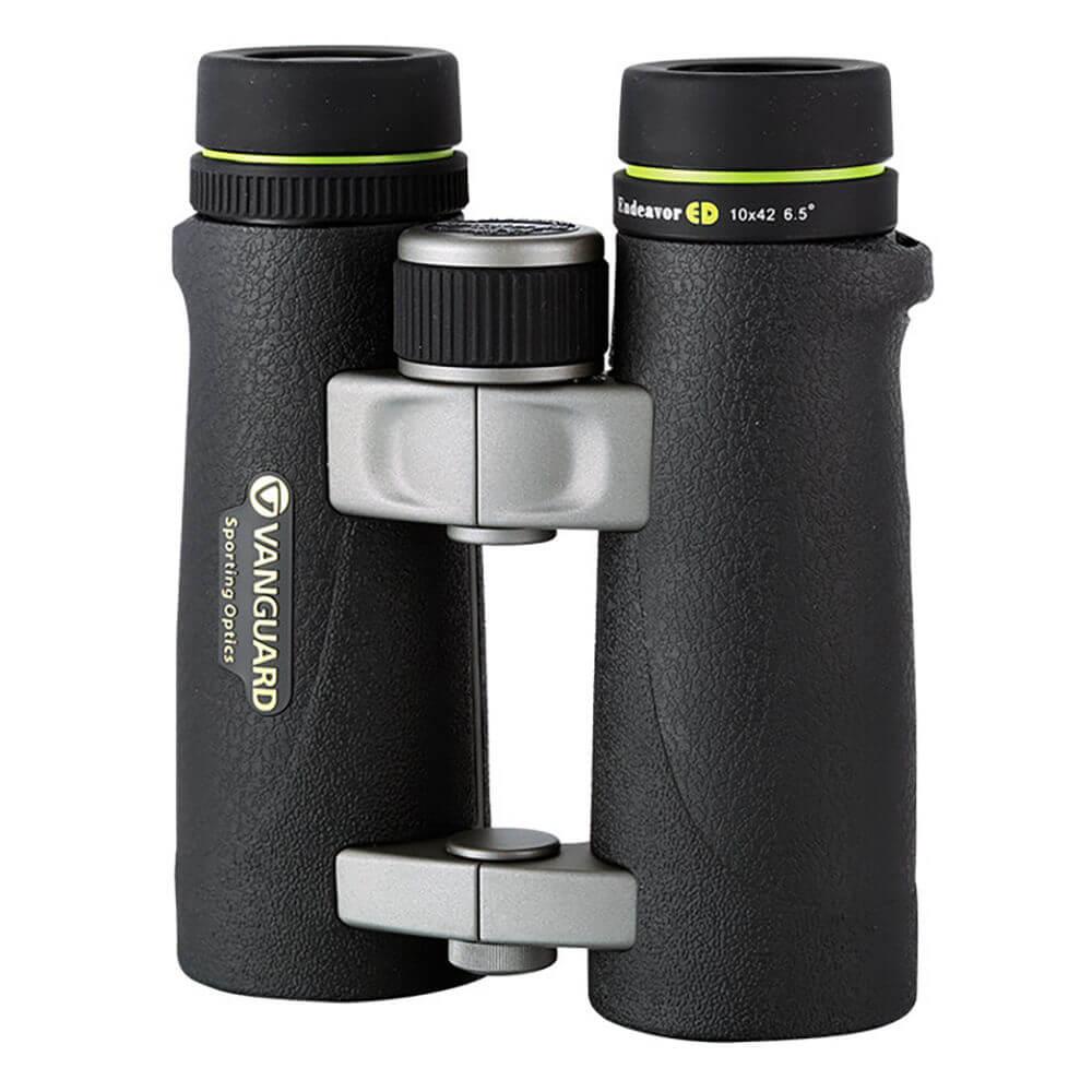 Vanguard Endeavor ED 10x42 Binocular, ED Glass
