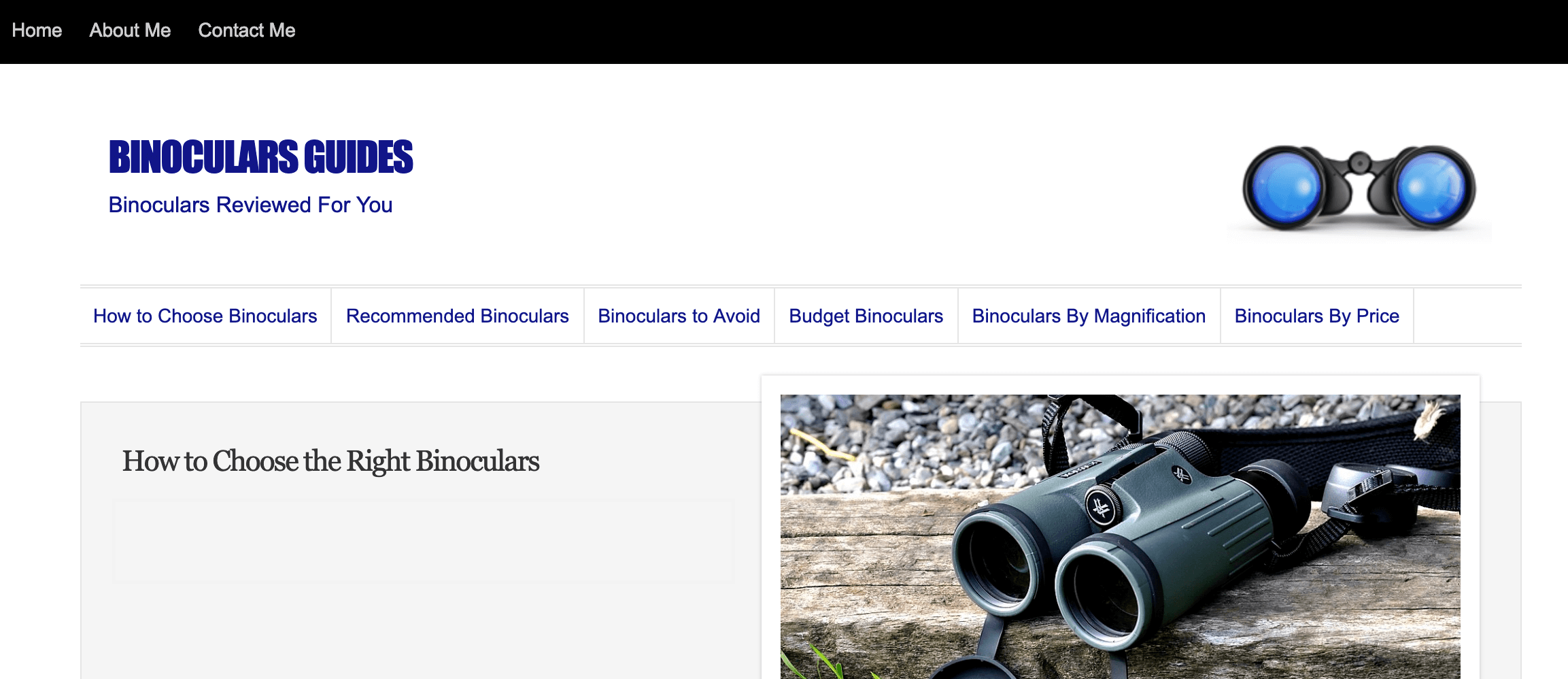 binoculars-guides-service