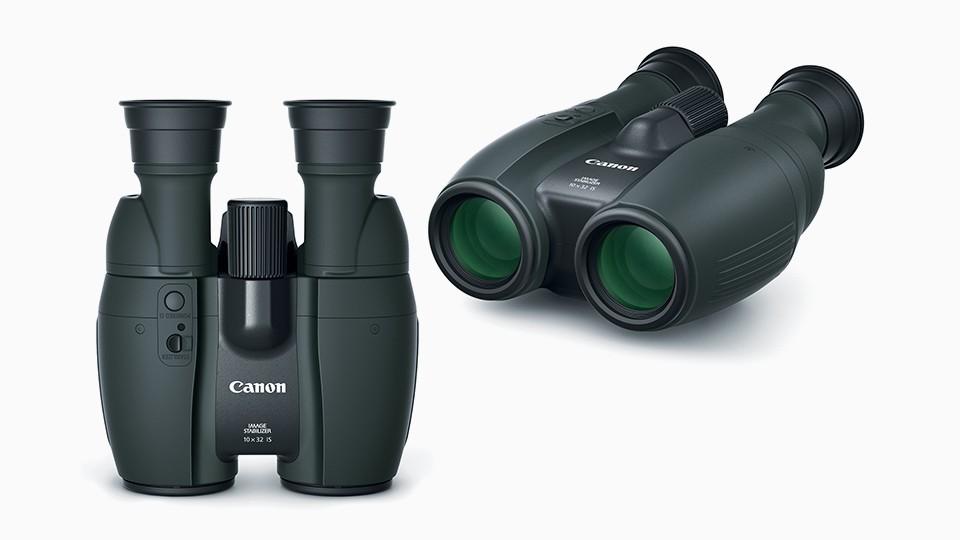 Canon Cameras US 10X32 Image Stabilizing Binocular