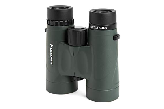 Celestron 71333 Nature DX 10x42 Binocular (Green)
