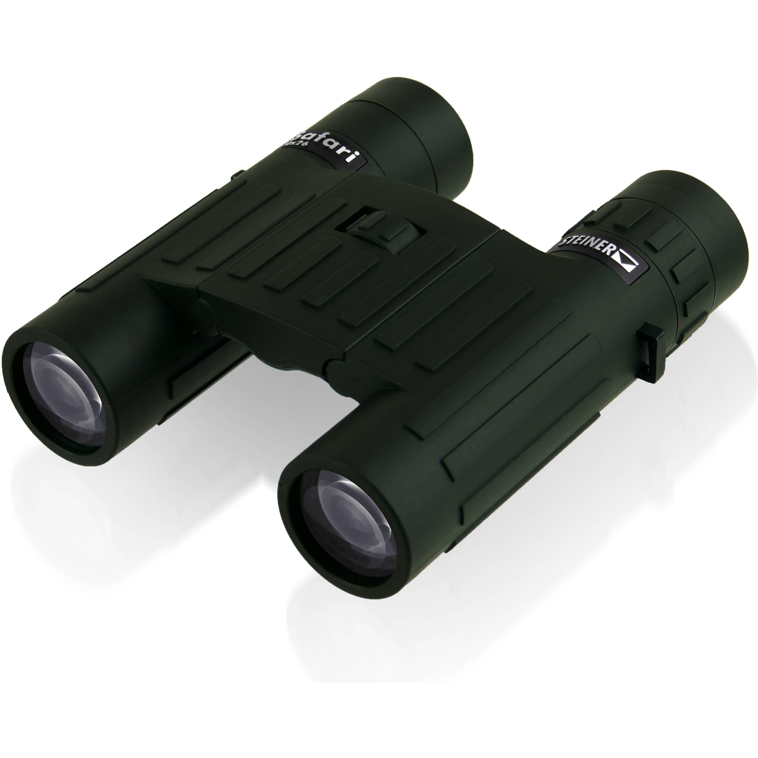 Steiner Optics Safari Series Binoculars 10x26