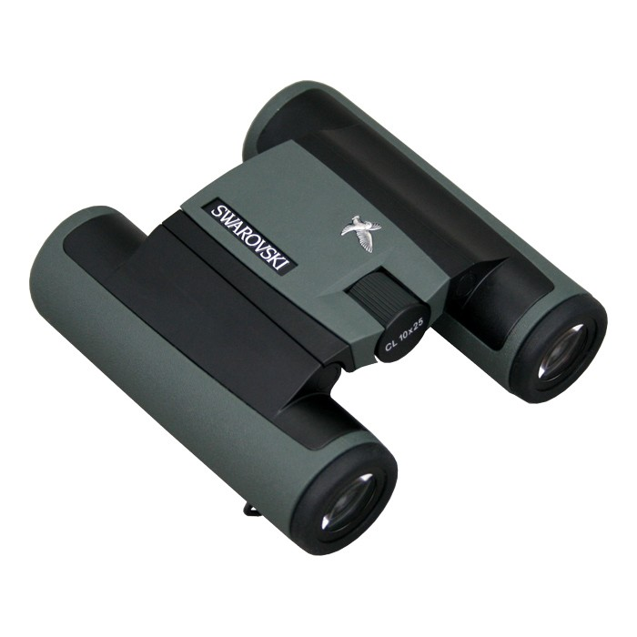 Swarovski 46211 CL Pocket 10x25 Binoculars (Green)