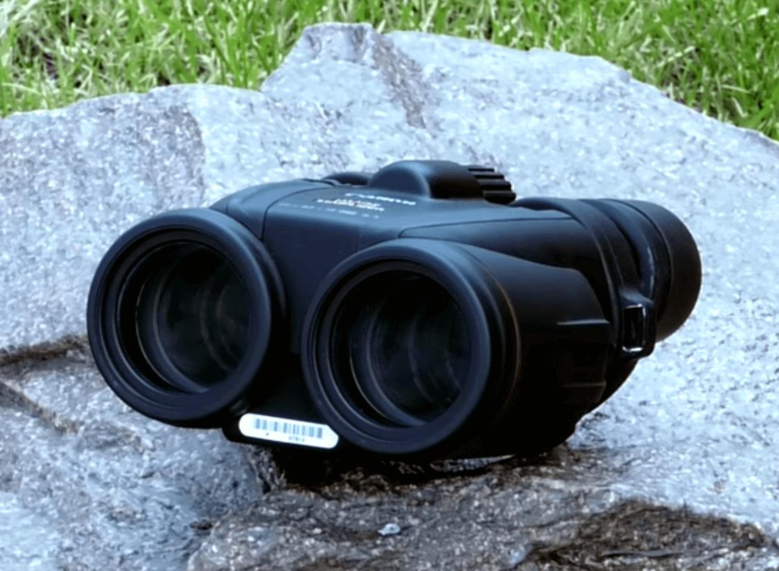 image stabilization binoculars