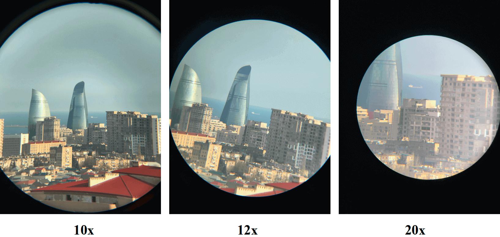 Understanding Binoculars Field of View | BINOCULARS GUIDES