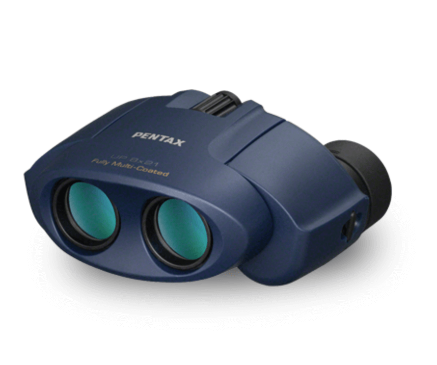Pentax UP 8 x 21 Binoculars (Navy)