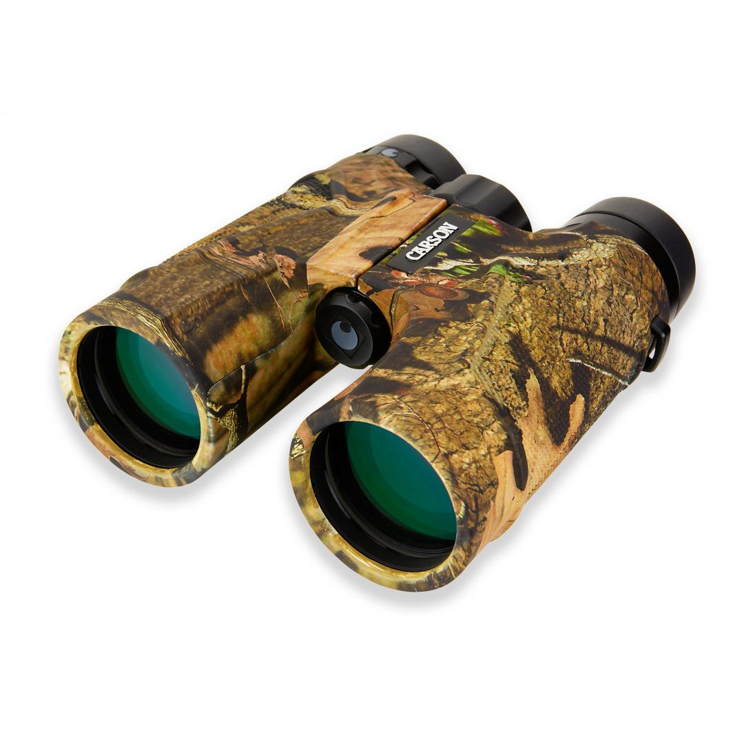carson 10x42 3D with ED glass Mossy Oak