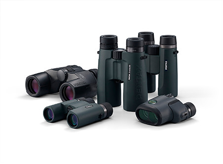 pentax binoculars review