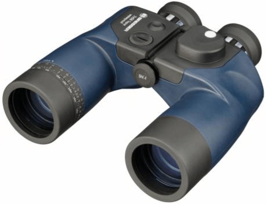 Bresser Topas 7x50 WP compass binoculars