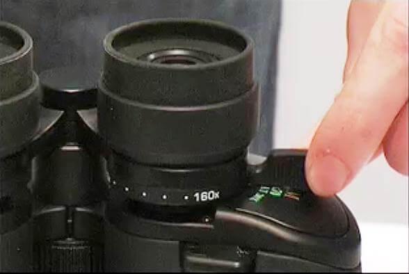 how zoom binoculars work