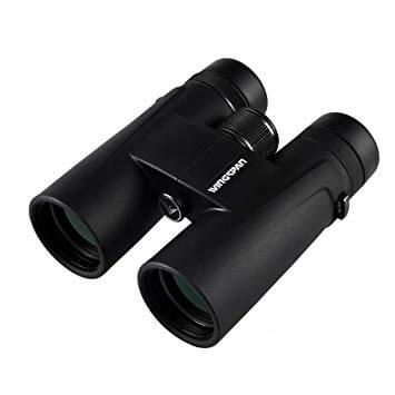 Wingspan Optics WideViews HD 8X42 Binoculars