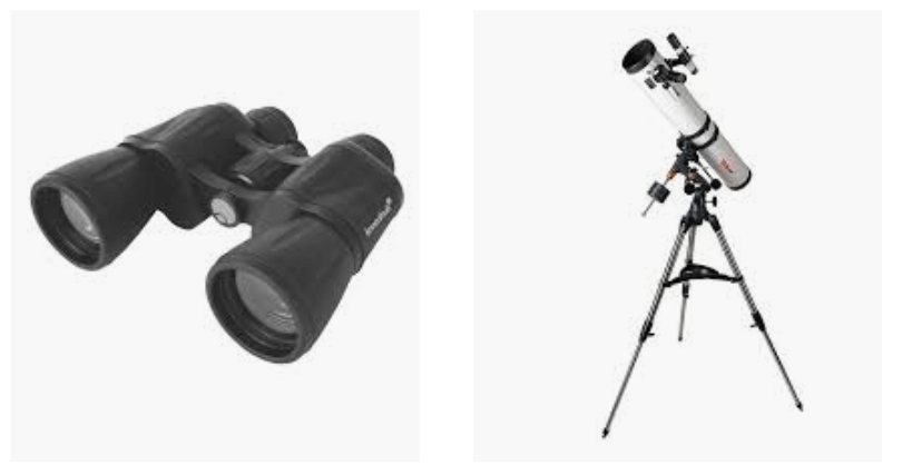 binoculars-vs- telescopes