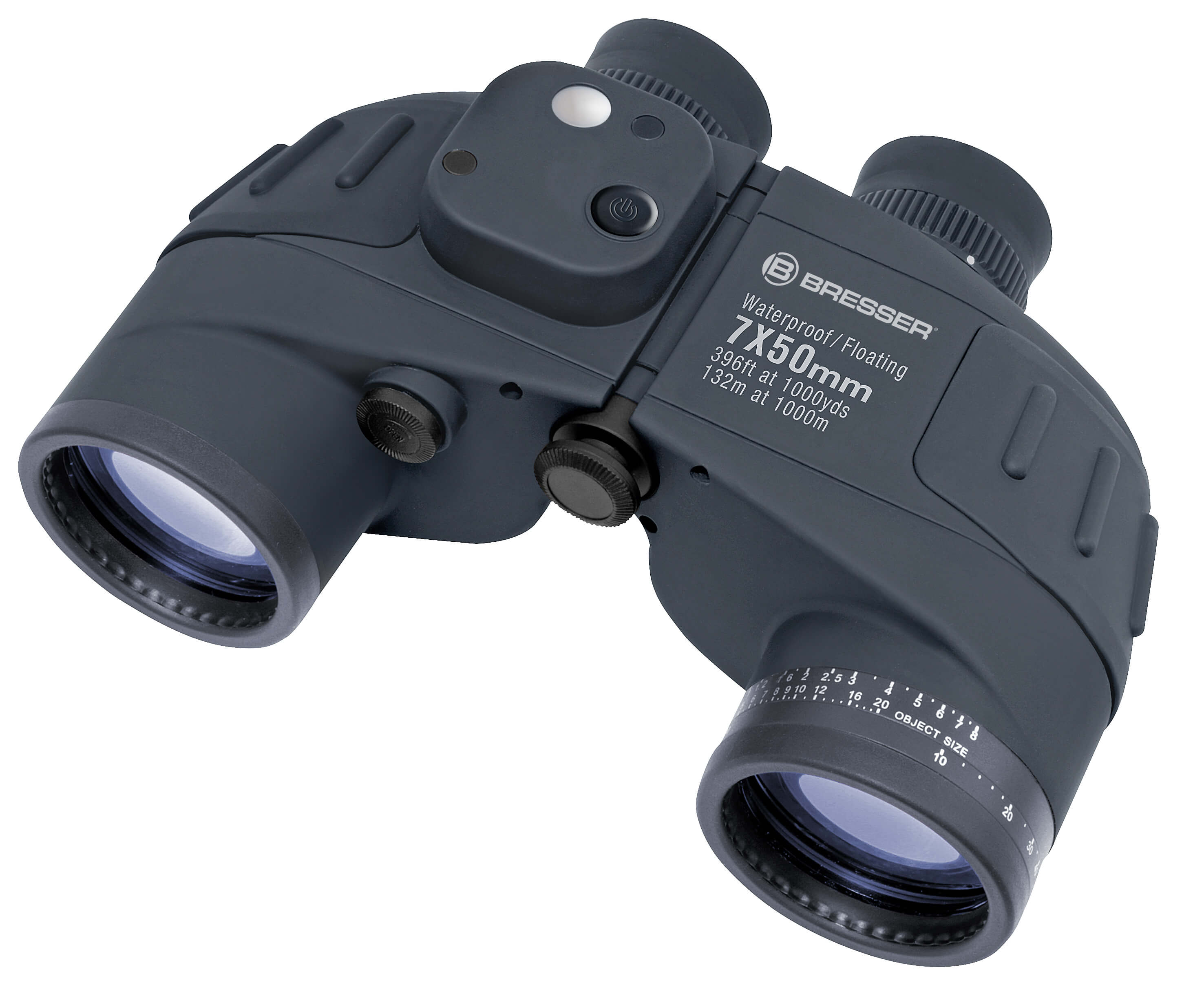 Bresser Nautic 7×50 WD compass binoculars
