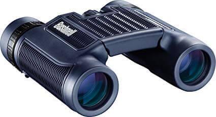 Bushnell-H2O-Waterproof-Fogproof-Compact-Roof-Prism-Binocular-10x25