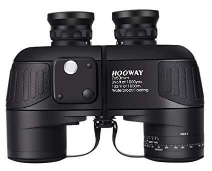 Hooway waterproof Military 7x50 Marine Binocular