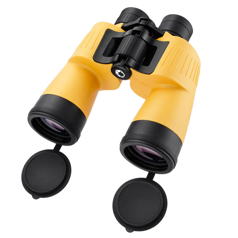 7x50mm WP Yellow Floatmaster Floating Binoculars