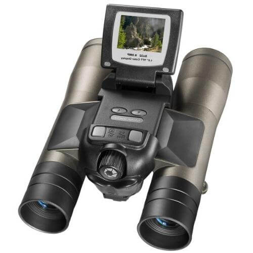 8x32mm Point N View 8.0MP Binoculars and Camera