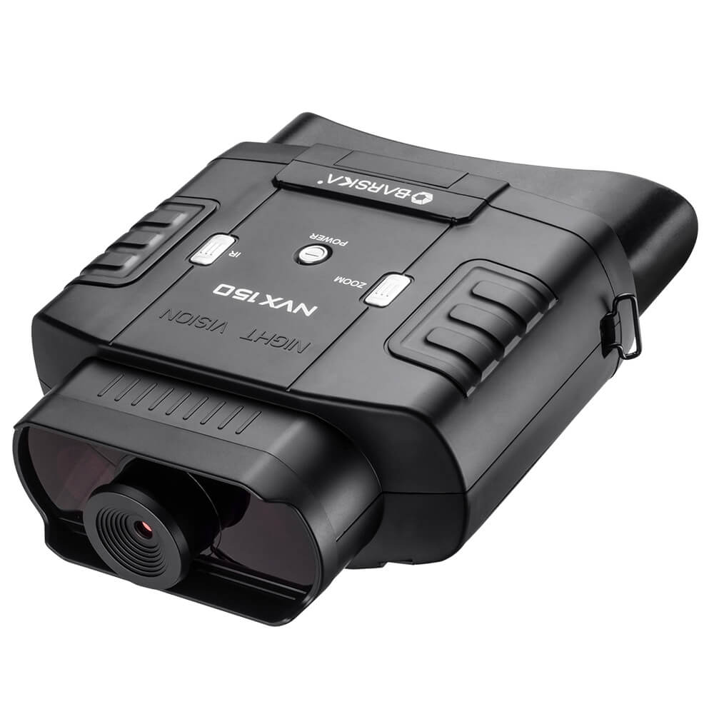 Night Vision NVX150 Infrared Illuminator Digital Binoculars
