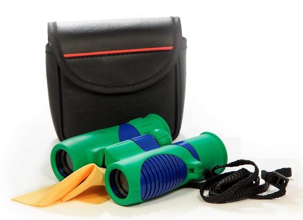 Kidwinz Shock-Proof High Resolution 8x21 Binoculars For Kids