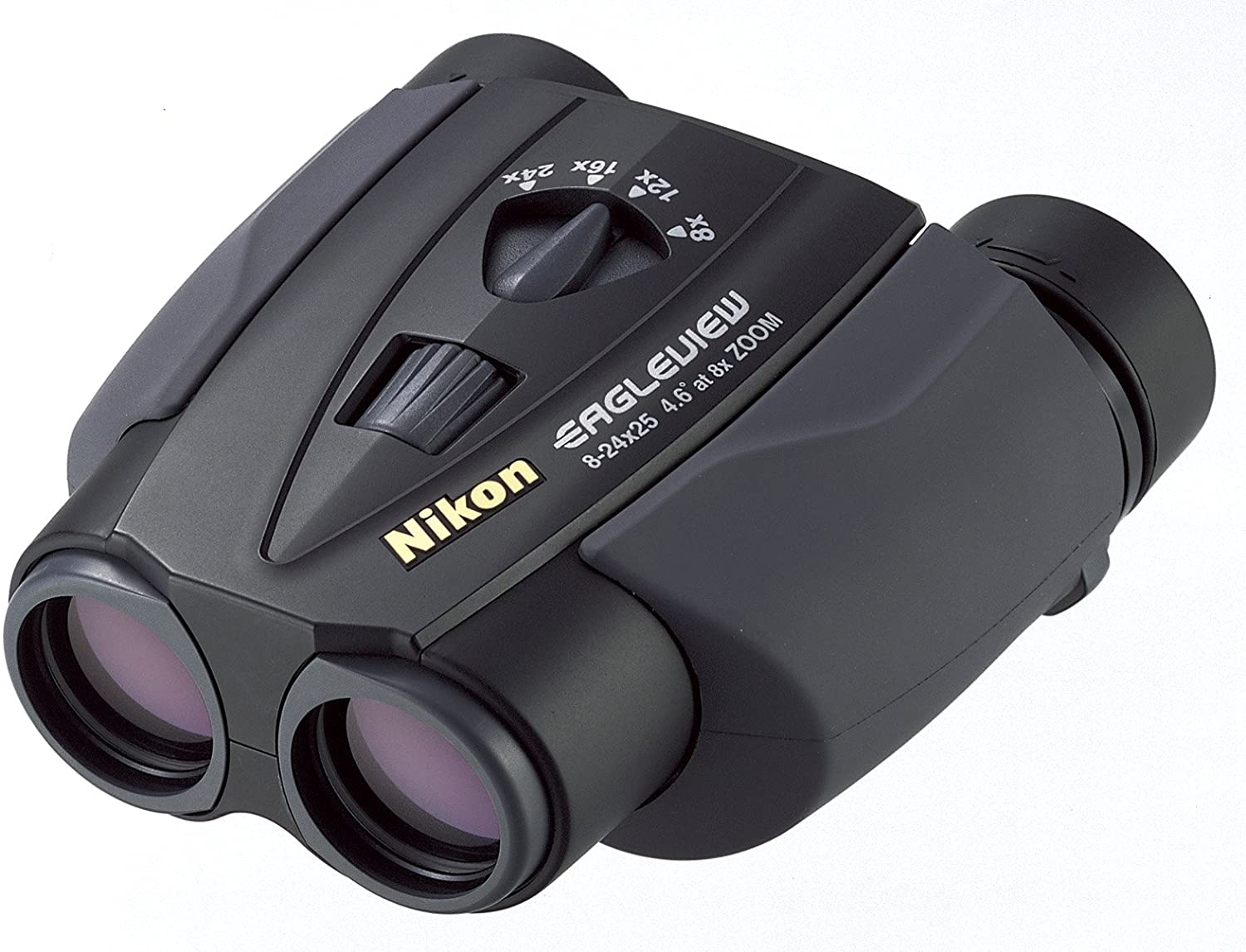 Nikon Eagleview Zoom 8-24X25mm Binoculars