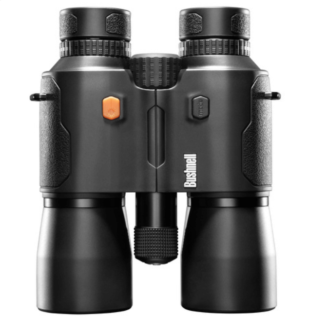 Bushnell Fusion Binoculars Rangefinder 12x50