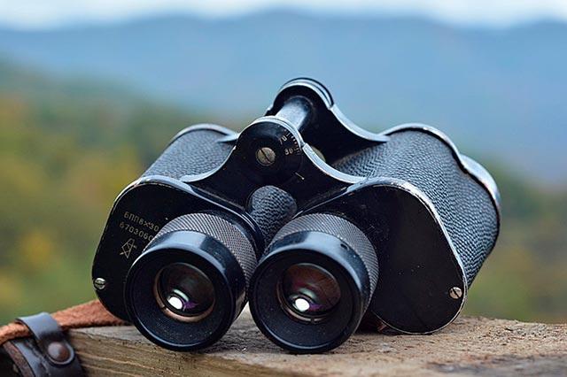 binoculars numbers