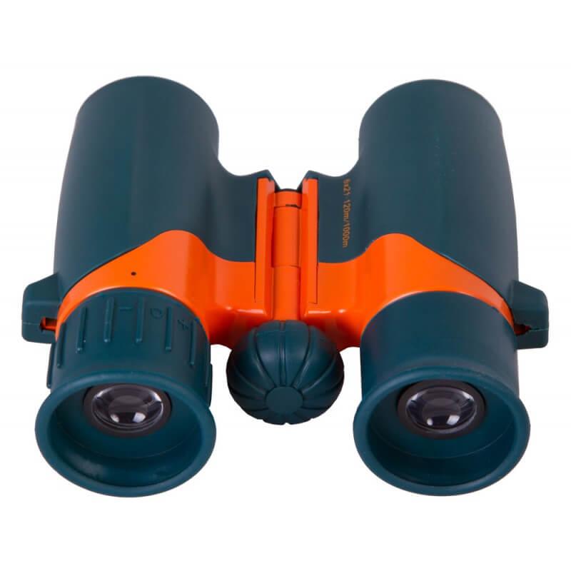 Levenhuk LabZZ B2 Binoculars, 6x21