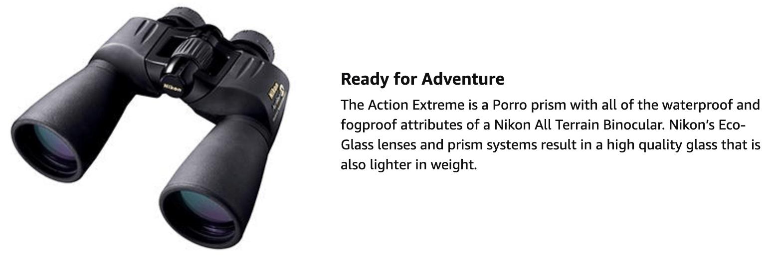 nikon for adventures