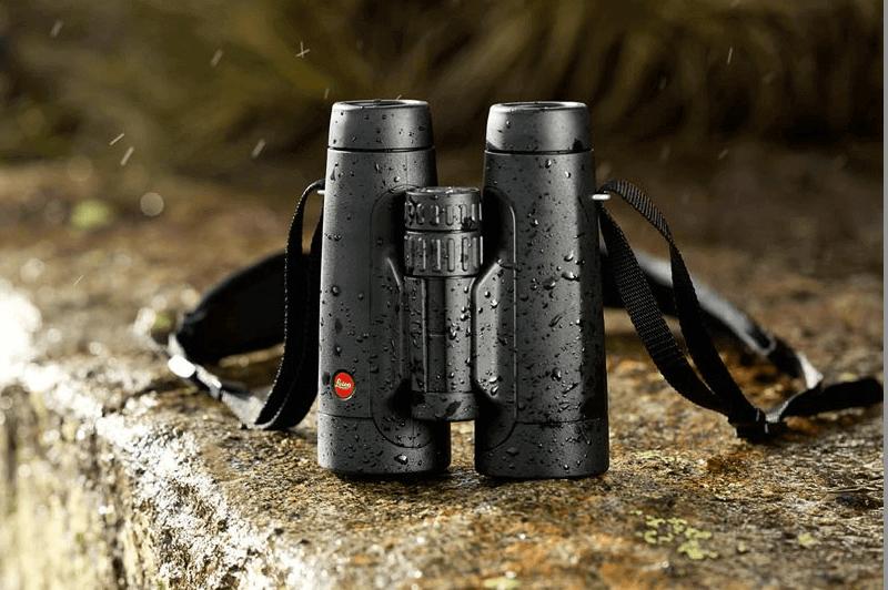 protected binoculars