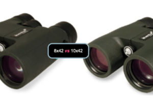 8×42 vs 10×42 Binoculars. Which is Best?
