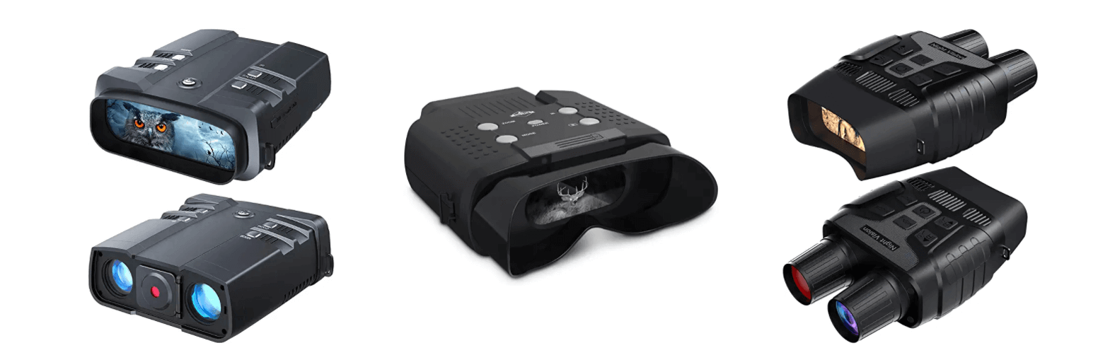 night vision binoculars and devices