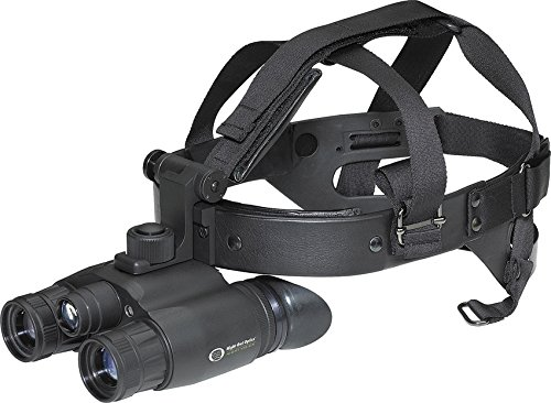 night vision device mounted